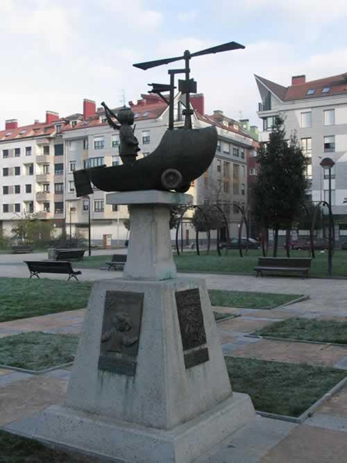Estatua de Pinin
