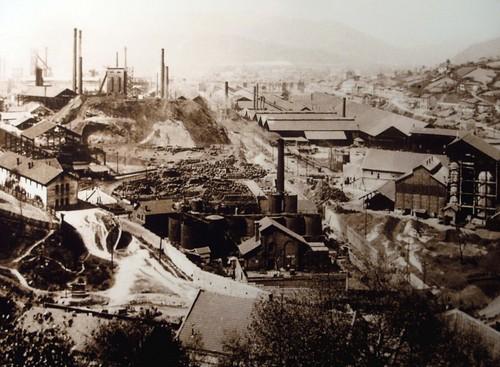 El ambiente de la Revolucion Industrial