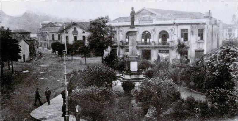 Parque Dolores Duro y Teatro Pilar Duro